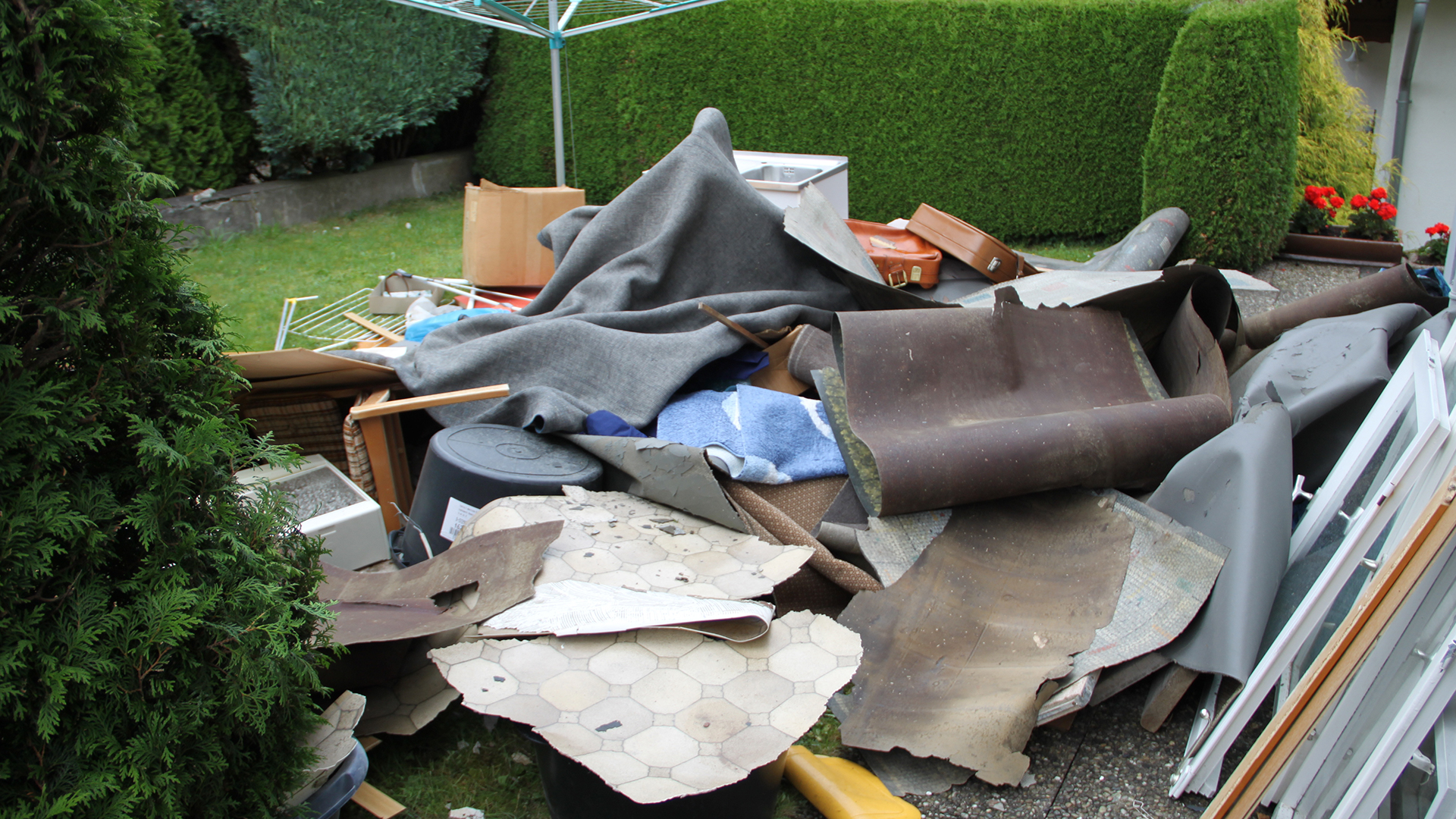 Garden Clearance & Removal of Household Waste